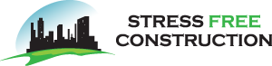 Stress Free Construction – Tampa, FL Logo